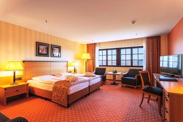 Maritim hotel dresden hotel for Hotelzimmer dresden